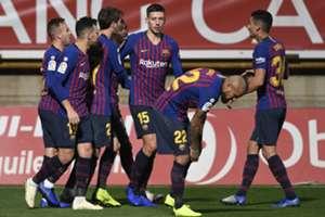 Clement Lenglet Cultural Leonesa Barcelona Copa del Rey