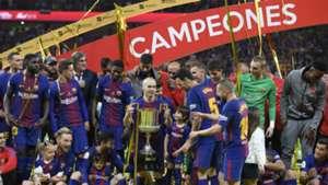 Iniesta Sevilla Barcelona Copa del Rey