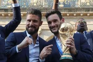 Giroud & Lloris