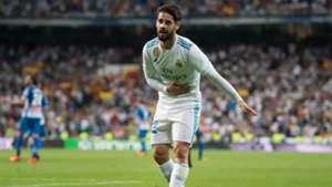 Isco Real Madrid Espanyol LaLiga