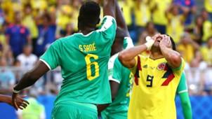 Falcao Colombia Senegal WC Russia 28062018