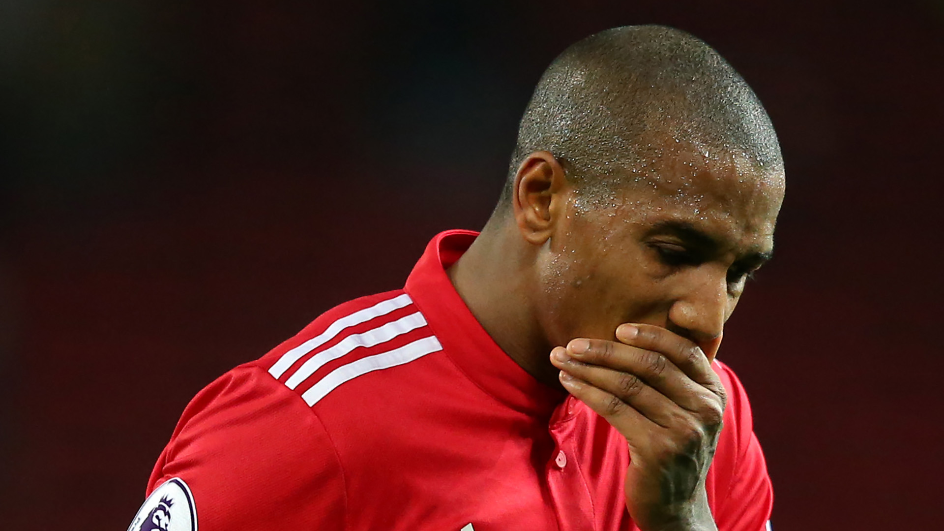Ashley Young charged with violent conduct