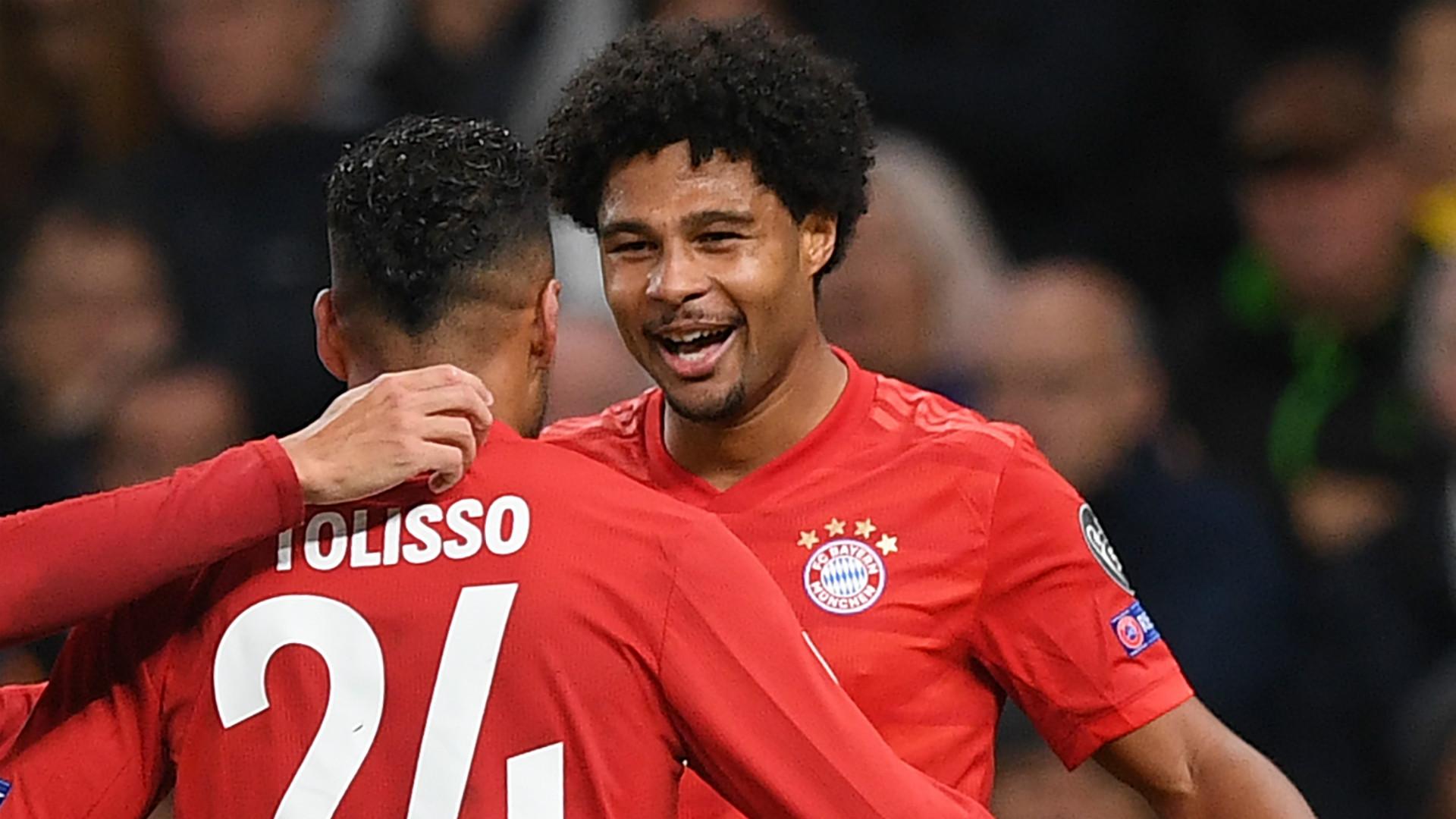 Serge Gnabry Bayern Munich 2019-20