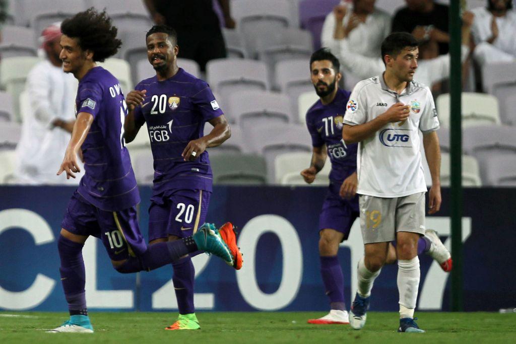 Al Ain's Omar Abdulrahman
