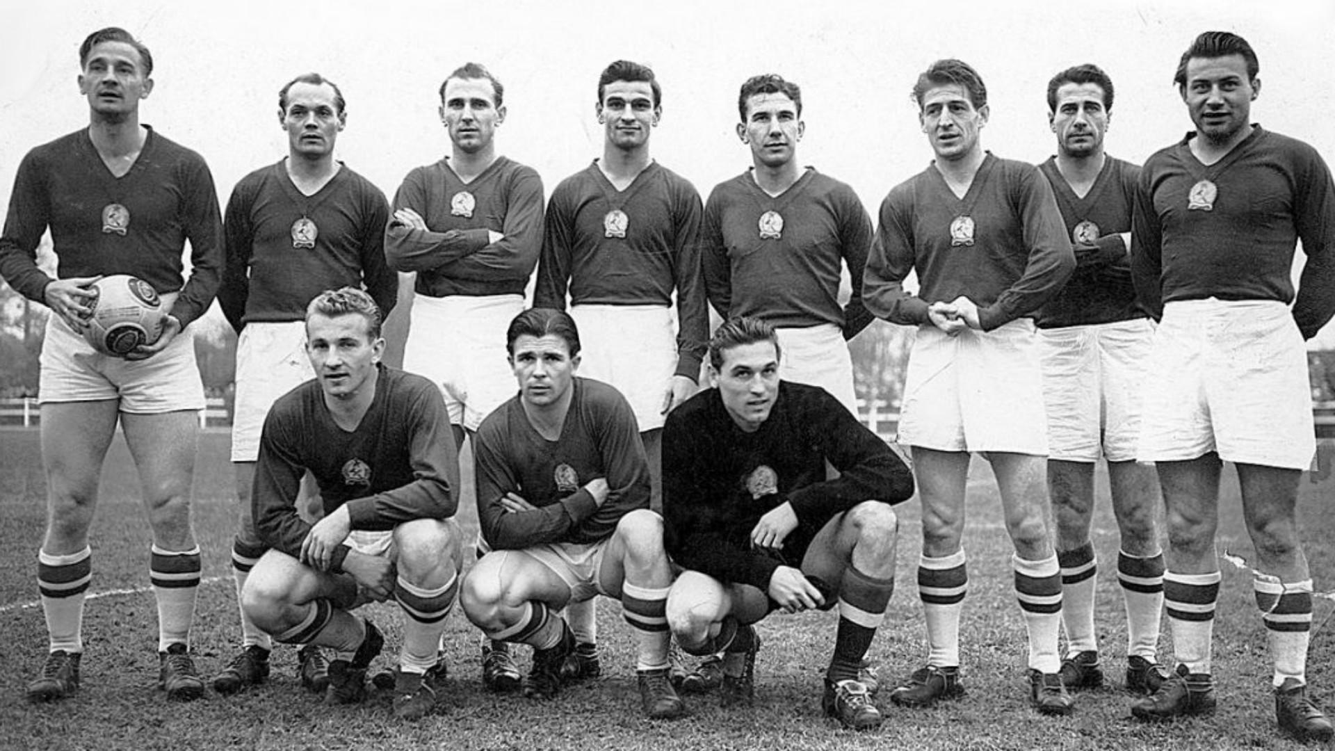 Hungria Copa del Mundo 1954