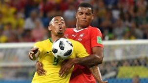 Gabriel Jesus Akanji Brazil Switzerland World Cup 17062018