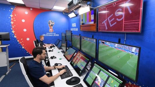 FIFA VAR Room