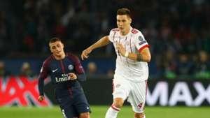 Niklas Sule Marco Verratti Bayern Munich PSG Champions League