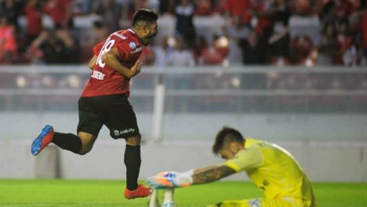 Silvio Romero Independiente Velez Superliga Fecha 24 30032019