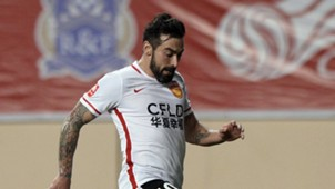 Ezequiel Lavezzi Hebei China Fortune