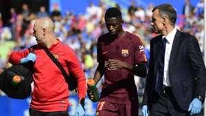 Ousmane Dembele Getafe Barcelona