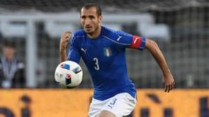 Giorgio Chiellini Italy defender