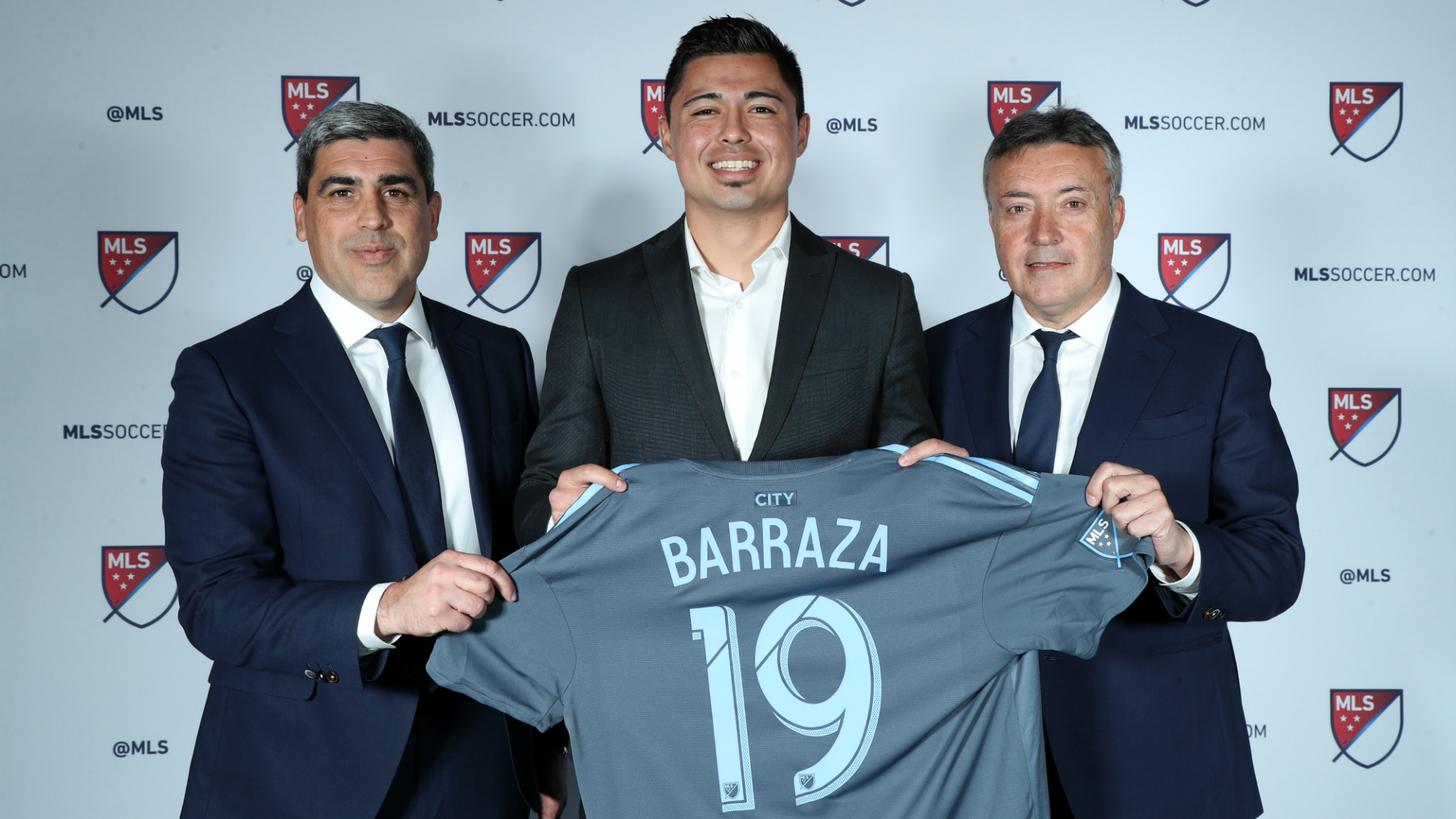 Luis Barraza NYCFC 01112019