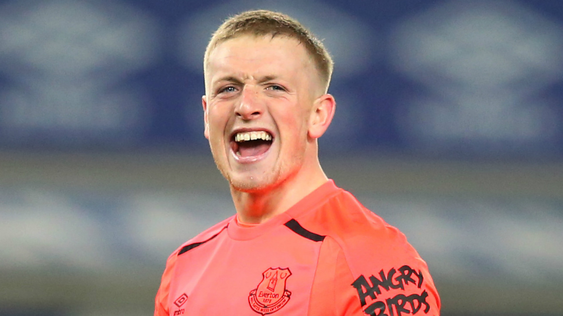 Jordan Pickford Everton