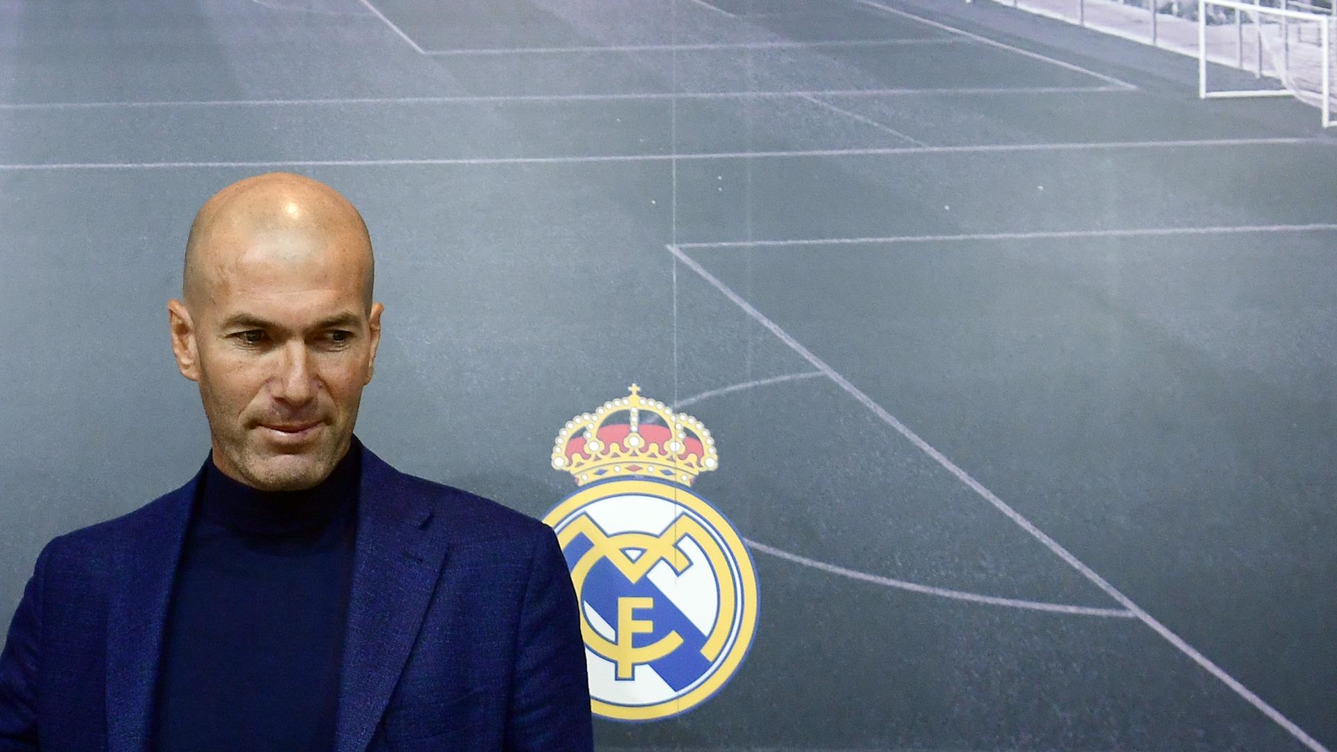 El agente de Zidane habla de su futuro