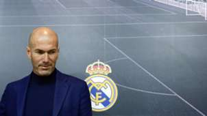 Zinedine Zidane Real madrid 31052018