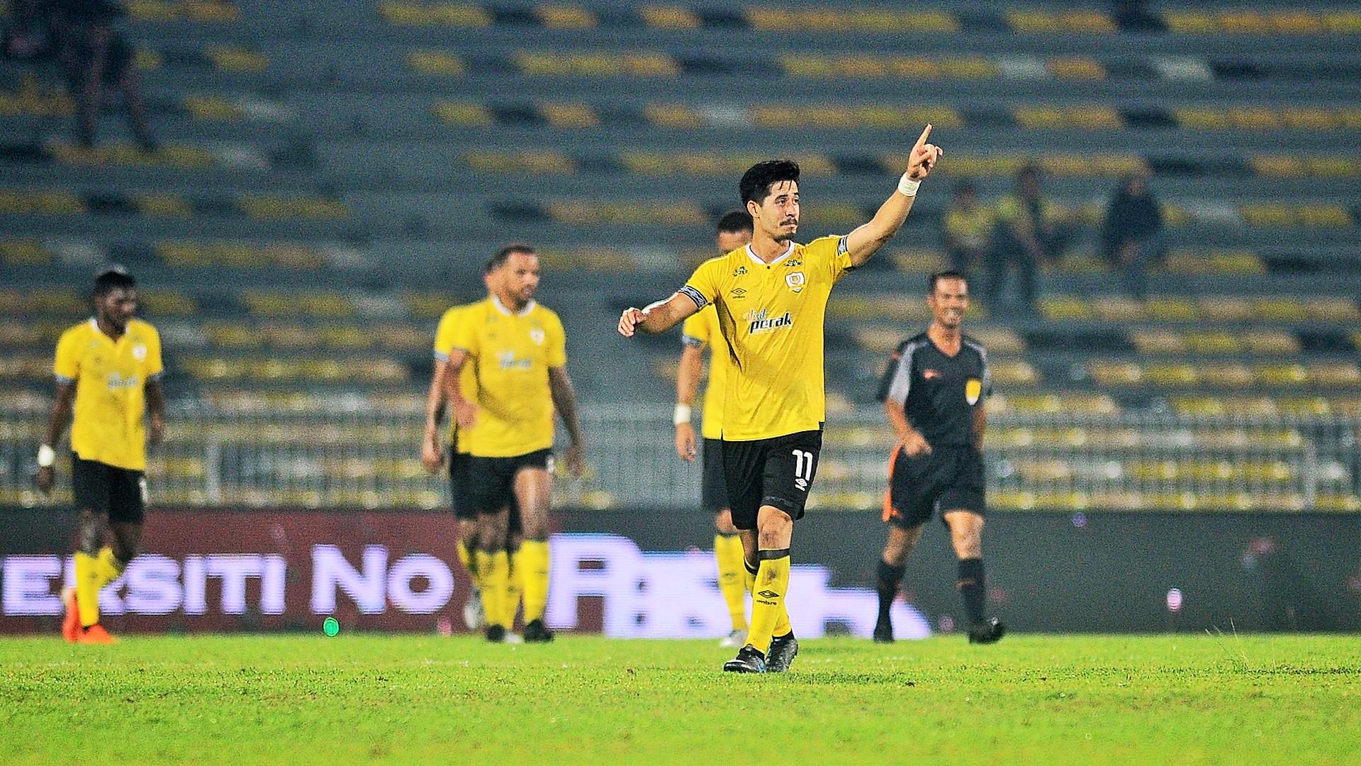 Brendan Gan, Perak, Malaysia Cup, 04082019