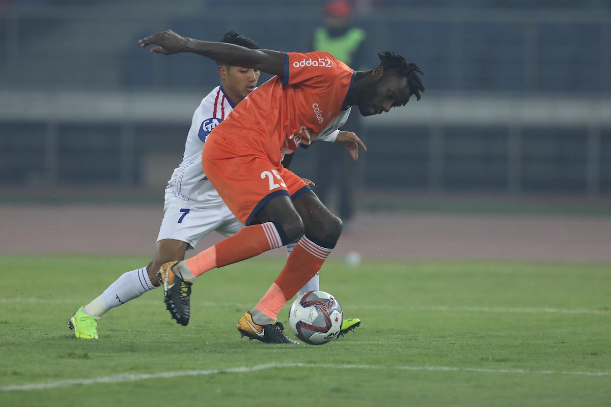Mourtada Fall FC Goa