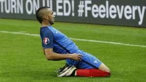 Dimitri Payet France Iceland Euro 2016 QF 07032016