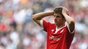 Thomas Muller Bayern Munich Bundesliga
