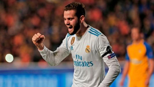 Nacho Fernandez APOEL Real Madrid UCL 21112017