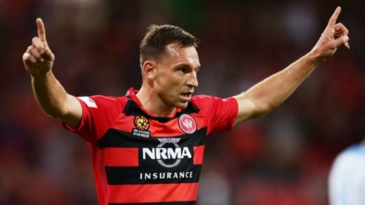 Brendon Santalab Western Sydney Wanderers