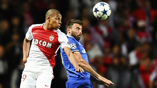 Kylia Mbappe Monaco Juve Champions League 03052017