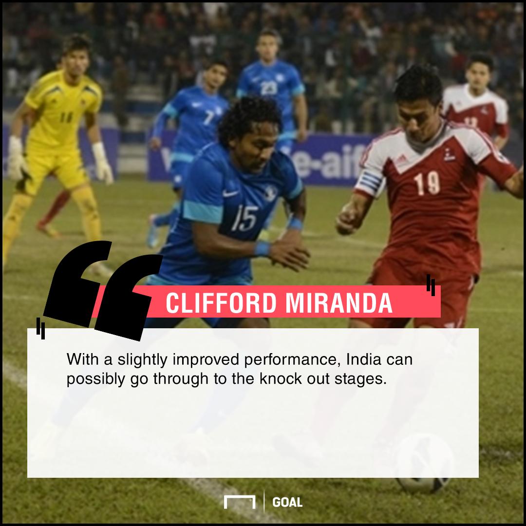 Clifford Miranda