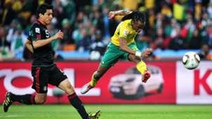 Siphiwe Tshabalala of Bafana Bafana