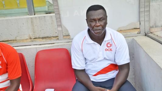 Kotoko coach Frimpong Manso