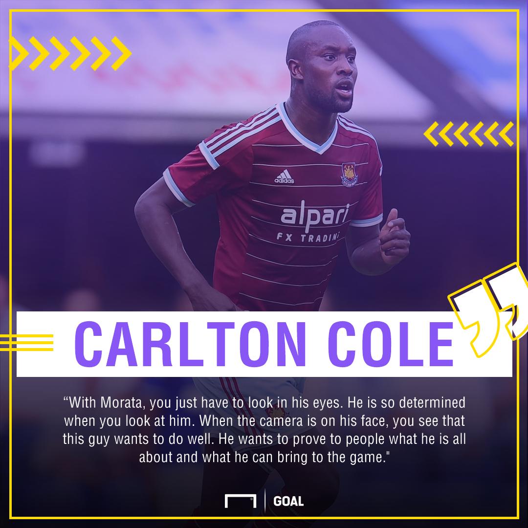 Carlton Cole PS