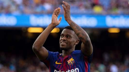 """""""Não estamos contentes com o empate"""", diz lateral do Barça"""