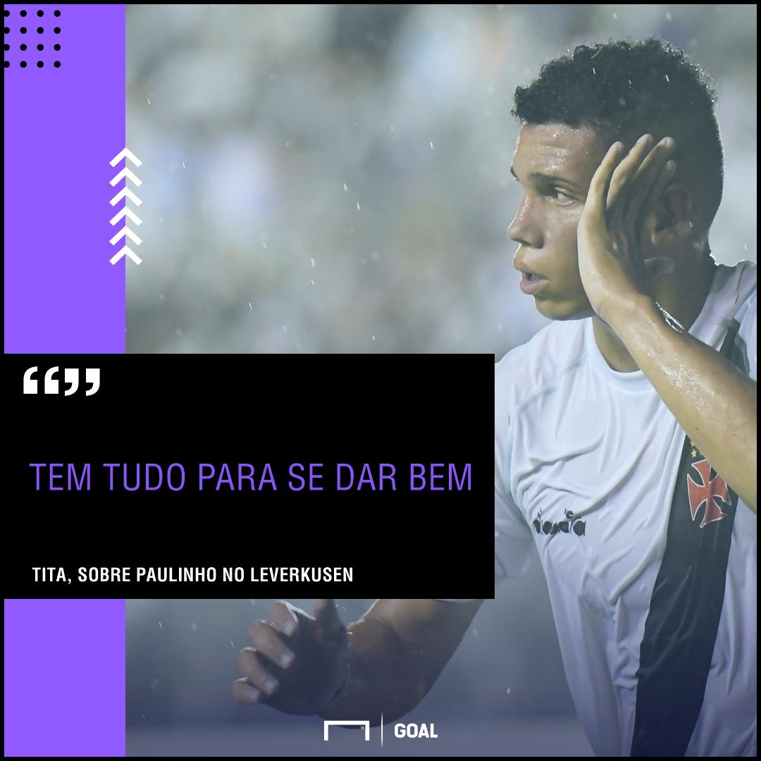 Vasco confirma venda de jovem atacante a time alemão para aliviar dívidas