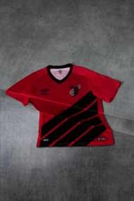 Athletico primeiro uniforme