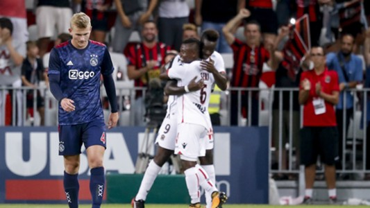 Mario Balotelli, OGC Nice vs. Ajax, 07262017