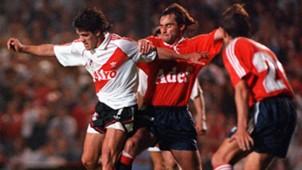 Ariel Ortega River Independiente Supercopa Sudamericana 1995