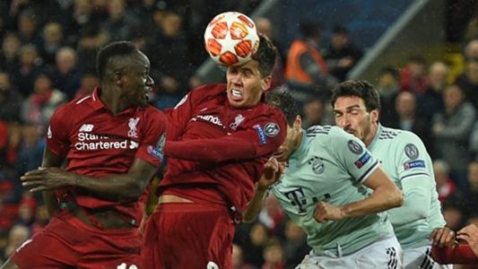 Bayern Liverpool Detail: Liverpool V Bayern München Wedstrijdverslag, 19-02-19