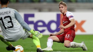 Emile Smith Rowe Arsenal Qarabag