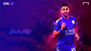 GOAL 25 - Riyad Mahrez