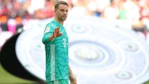 FC Bayern München: Nationalspieler im Training zurück