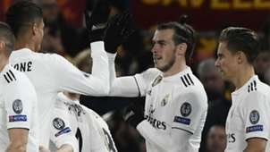 Gareth Bale Real Madrid Roma 271118