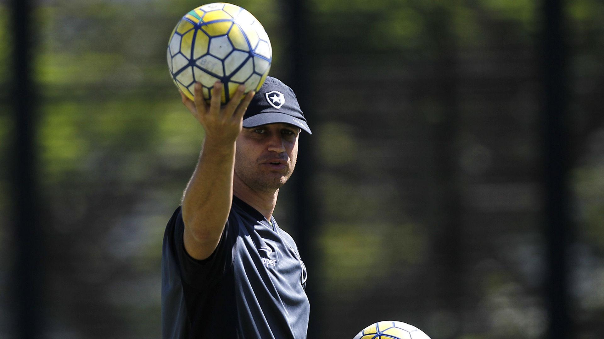 Felipe Conceição Botafogo 23 12 2017