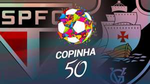 GFX Copa SP final 2019 São Paulo Vasco