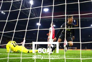 Ronaldo vs Ajax