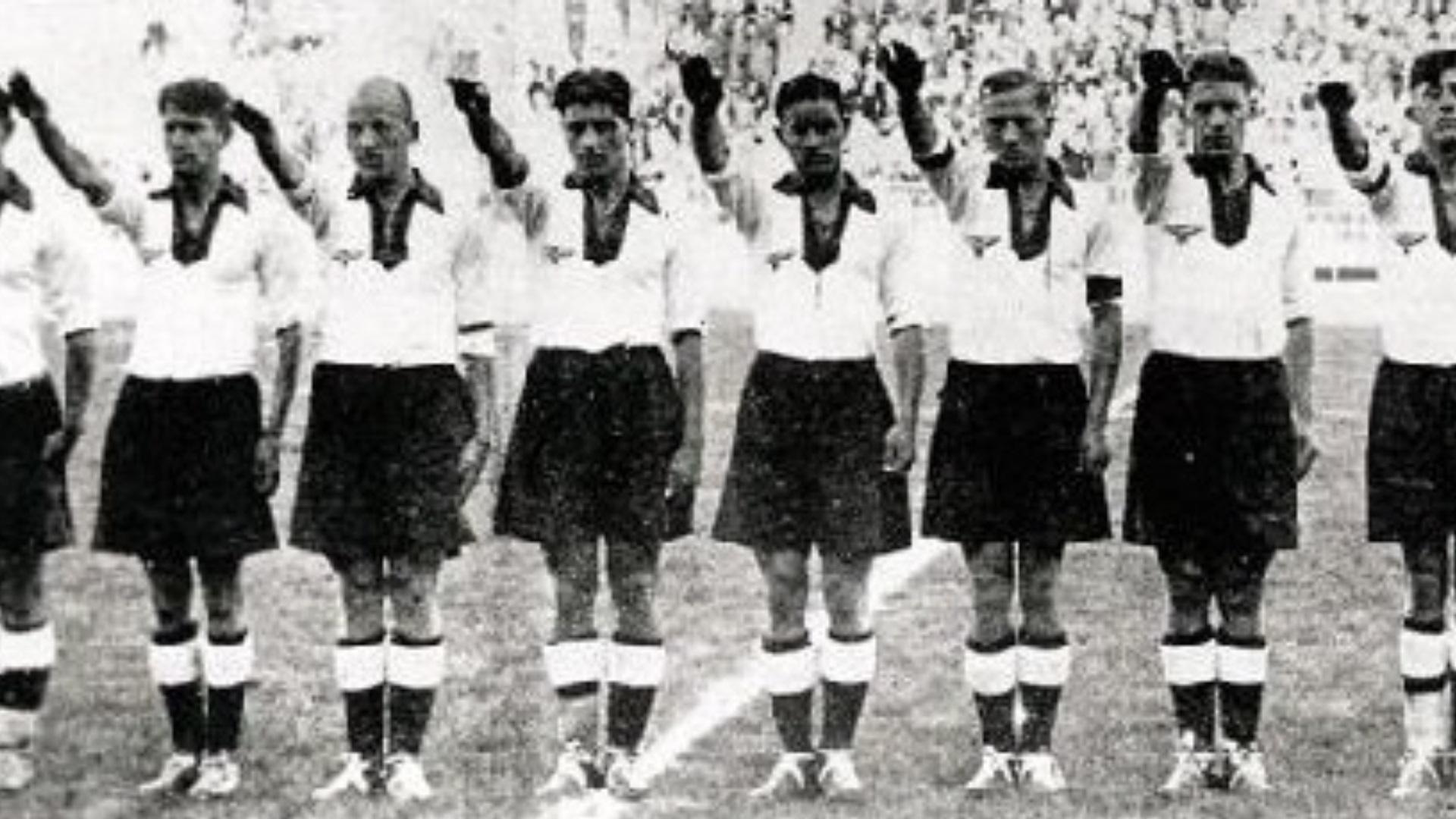 Alemanha nazista Copa do Mundo 1934 08 11 2017