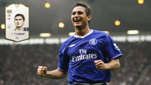 FIFA Online 4 ICON Frank Lampard