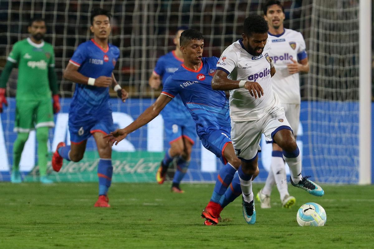 FC Goa Chennaiyin FC ISL 2017-18