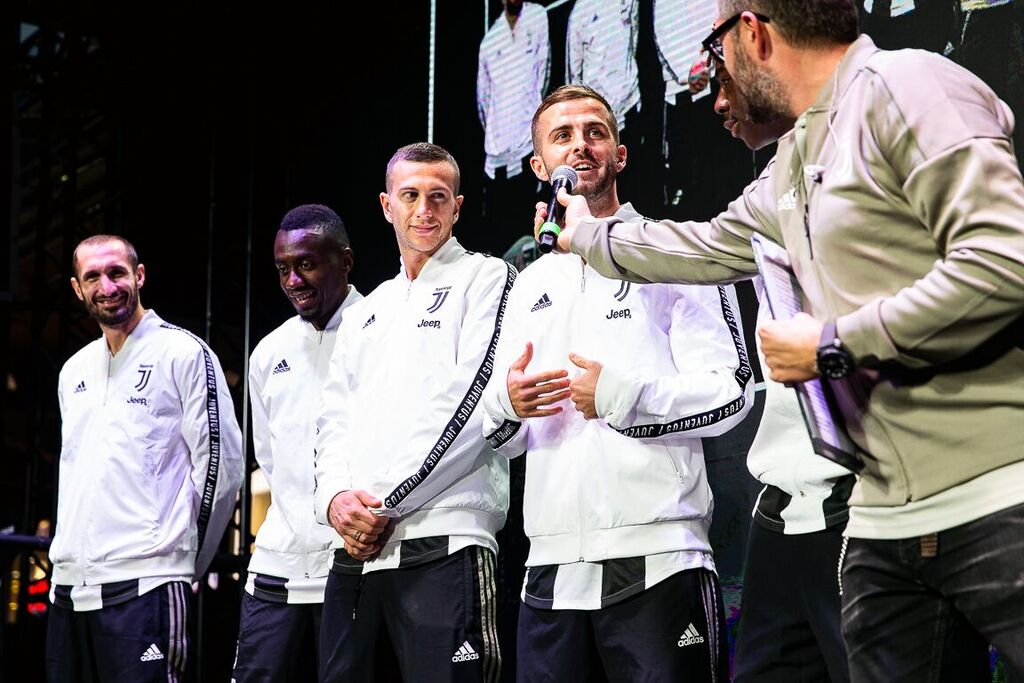 Pjanic Juventus Adidas