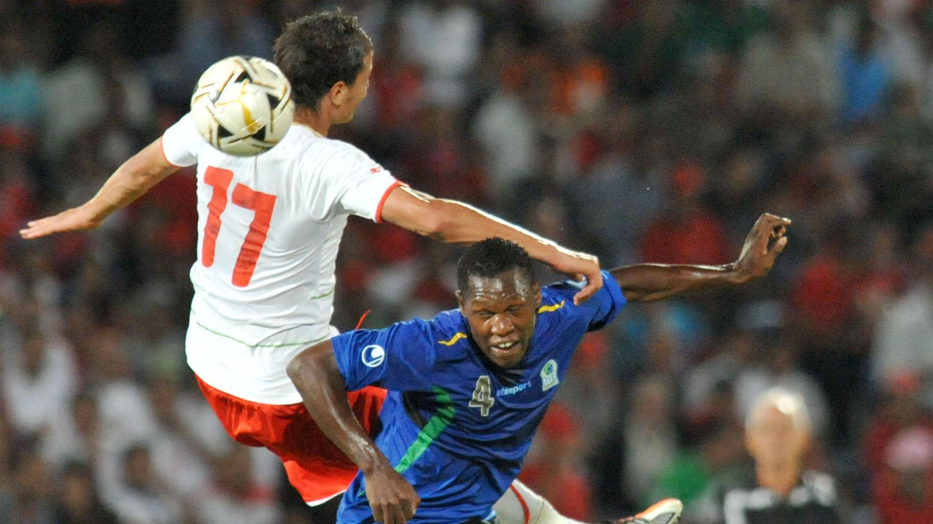 Juma Nyoso Tanzania Morocco 09102011