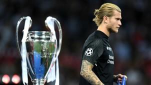 Loris Karius FC Liverpool